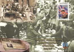 Montserrat 2005 - Cover: Maximum Card - Army, History, World War II