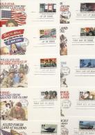 USA (United States) 1993 - Cover: FDC - World War II