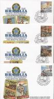 Brazil 2004 - Cover: Special - Army, World War II