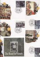 Grenada 2005 - Cover: Special - Army, World War II