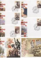 Russia 2005 - Cover: Special - Army, World War II