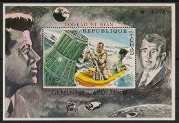 Tchad - 1970 - Bloc N°Mi. 6 - Apollo 12 - Neuf Luxe ** / MNH / Postfrisch - Chad (1960-...)