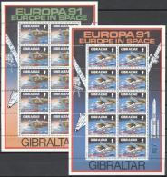 Gibraltar 1991 - MNH - Space