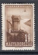 Ungarn 1.40 F Burg Visegrad 1947  - ** Ungebraucht