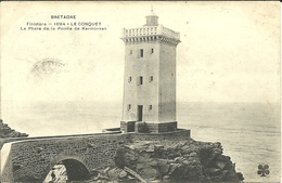 LE CONQUET  -- Le Phare De La Pointe De Kermorvan        -- MTIL 1094 - Le Conquet