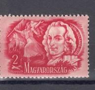 Ungarn 2 F AirMail Kolumbus 1948 - ** Ungebraucht