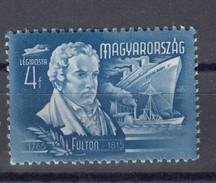 Ungarn 4 F AirMail Fulton 1948 - ** Ungebraucht