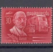 Ungarn 30 F AirMail Kando 1948 - ** Ungebraucht