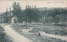 CPA Dept 56  AURAY Le Pont De Tre Auray - Auray