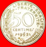 § 3 FOLDS: FRANCE ★ 50 CENTIMES 1963! LOW START★ NO RESERVE! - Frankreich