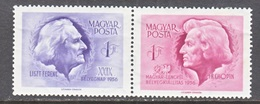HUNGARY  1169 A    *    COMPOSER   CHOPIN