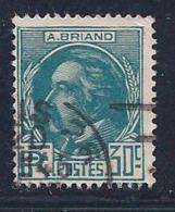 France, Scott # 291 Used Briand, 1933