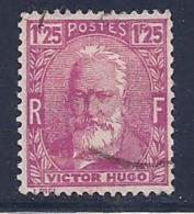 France, Scott # 293 Used Victor Hugo, 1933