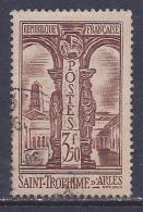 France, Scott # 302 Used Trophime, 1935