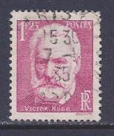 France, Scott # 303 Used Victor Hugo, 1935