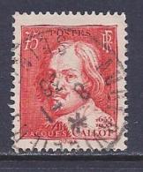 France, Scott # 305 Used Callot, 1935