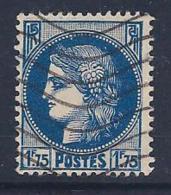 France, Scott # 335 Used Ceres, 1938