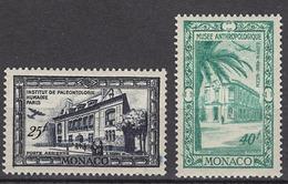 MONACO 1949 N° 37 ET 38 -  NEUFS* LOT263