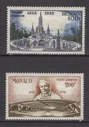 MONACO 1957 / 1959 N° 69 / 70  -  NEUFS* /LOT260