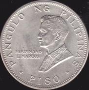 Philippines, 1 Peso 1970 - Argent/ Silver - Filippijnen