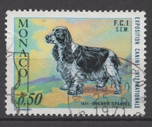 MONACO 1971 -  N° 862 - OBLITERE /LOT313