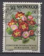 MONACO 1972 -  N° 903 - OBLITERE /LOT317