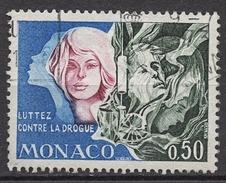 MONACO 1973 -  N° 931 - OBLITERE /LOT318