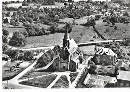 55  Montfaucon L'église ( Avion Au Dessus De) 326 Habitants  Cpsm