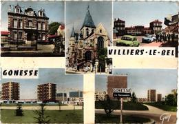 VILLIERS LE BEL GONESSE ... MULTIVUES  ... RENAULT DAUPHINE