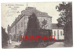CPA - L' Hôpital - ETRELLES ( Canton De La Guerche De Bretagne ) 35 Ille Et Vilaine - Coll. A. Waron St-Brieuc N° 1685