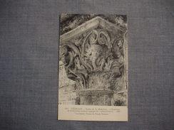 VEZELAY  -  89  -  Eglise  De La Madeleine  - Chapiteau De La Huitième Colonne Enagée Du Collaréral Droit    -   YONNE