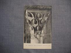 VEZELAY  -  89  -  Eglise  De La Madeleine  - Ornements  -   YONNE