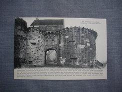 VEZELAY  -  89  -  Vézelay Historique  - La Porte Neuve  -   YONNE