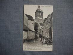 VEZELAY  -  89  -  Vézelay Historique  - La Tour De L'Horloge -   YONNE