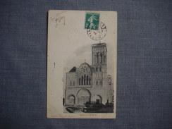 VEZELAY  -  89  - Eglise De Vézelay  -   YONNE