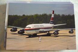 MONTANA AUSTRIA  B 707 138B    OE INA - 1946-....: Moderne