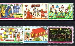 237i * ANGUILLA 329/34 * JAHR DES KINDES * POSTFRISCH *!! - Anguilla (1968-...)