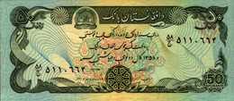 AFGHANISTAN 50 AFGHANIS De 1979 Pick 57a  UNC/NEUF - Afghanistan
