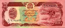 AFGHANISTAN 100 AFGHANIS De 1991 Pick 52/58bc?  UNC/NEUF - Afghanistan