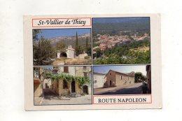 (06) St-VALLIER De THIEY - Route Napoléon 1992 - Frankrijk