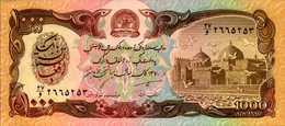 AFGHANISTAN 1000 AFGHANIS De 1991 Pick 61  UNC/NEUF - Afghanistan