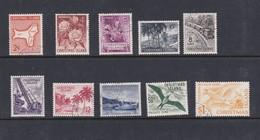 Christmas Island SG 11-20 1963 Pictorials Definitives Used Set - Christmas Island