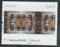 FRANCE MAXIME BRUNO TOKYO OBLITERE 2014 YT 4837-YT4837     - TDA197