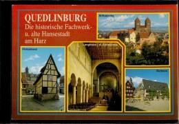 Quedlinburg - Mehrbildkarte 3