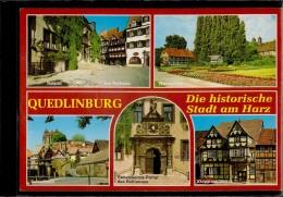 Quedlinburg - Mehrbildkarte 4