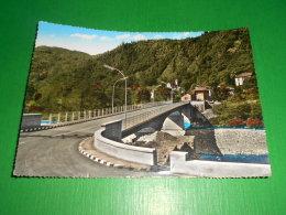 Cartolina In Valsesia - Nuovo Ponte Sul Sesia E Crevola 1961