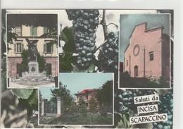 TORINO  - INCISA SCAPACCINO - SALUTI DA.......A22 - Italia