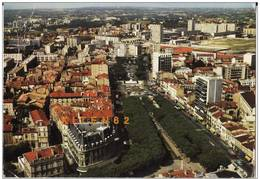 Valence Sur Rhône-26. Vue Aérienne Sur Les Boulevards.