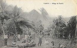 Tahiti (Polynésie) - Village De Tautira (Taiarapu-est) - Belle Animation - Tahiti