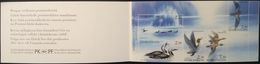 Finland, 1993, Birds, Booklet